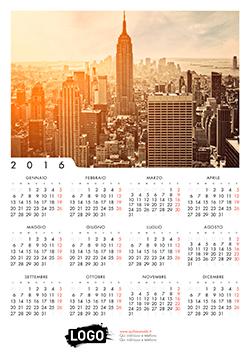 Calendario Con Foto Personali.Calendari Personalizzati Calendari Da Tavolo Calendari